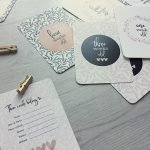 Baby Milestone Cards: a simple & quick way to capture special memories