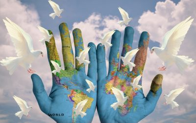 PEACE – My Word for the Year